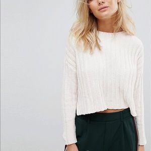ASOS chenille sweater